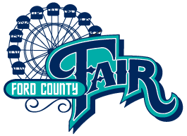 Ford County Fair Retina Logo